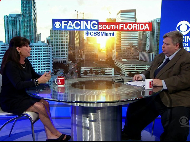 Facing South Florida: One-On-One With Hallandale Beach Mayor Joy Cooper