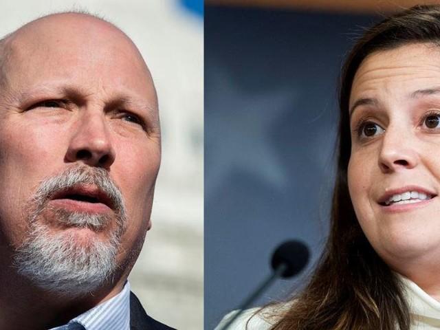 Texas Rep. Chip Roy considering run against Elise Stefanik for House leadership: report