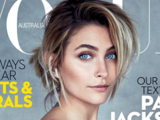 Paris Jackson's First Vogue Cover: 'I'm Grateful My Words Haven't Been Twisted'