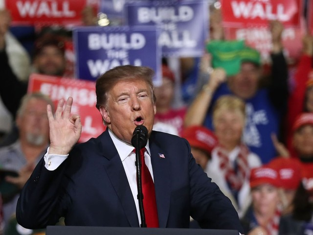 The tentative deal to avoid a 2nd shutdown would give Trump less than 25% of the money he wants for the wall