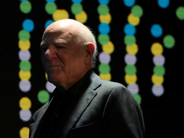 Media giant Barry Diller: 'There'll be 10% of the theaters worldwide in a few years'