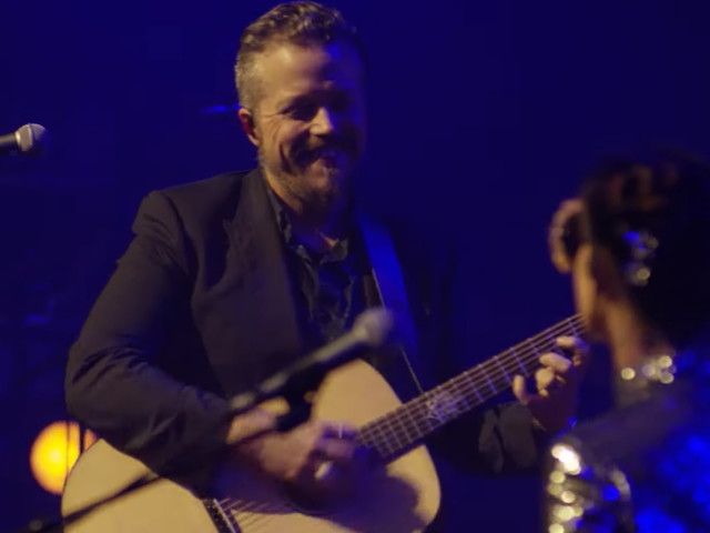 Jason Isbell & The 400 Unit Perform 'Cover Me Up' At Ryman: Pro-Shot Video