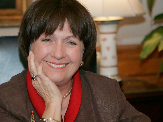 Kathleen Blanco, Louisiana's governor during Katrina, dies