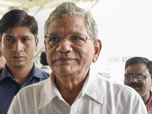 """""""Farooq Abdullah Stood By India Through Thick And Thin"""": Sitaram Yechury"""