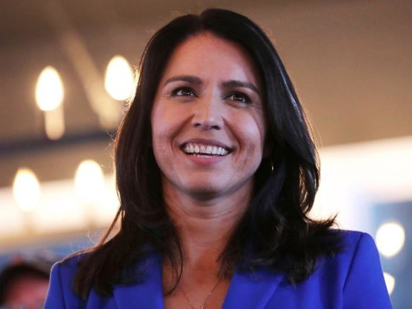 Who's Afraid Of Tulsi Gabbard?