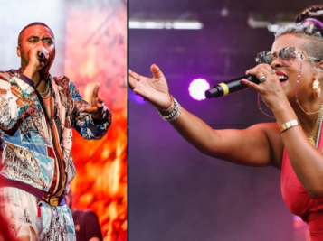 Nas & Kelis Cross Paths At Music Festival, He Addressed Her On Stage After Ripping Her To Shreds In IG Anthology