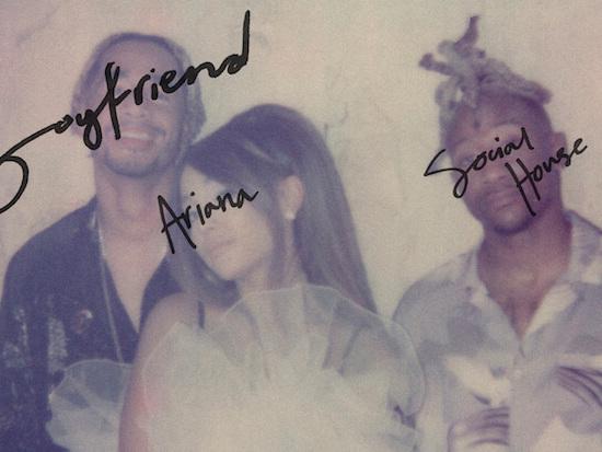 "Ariana Grande & Social House Fail To Keep It Casual On ""Boyfriend"""