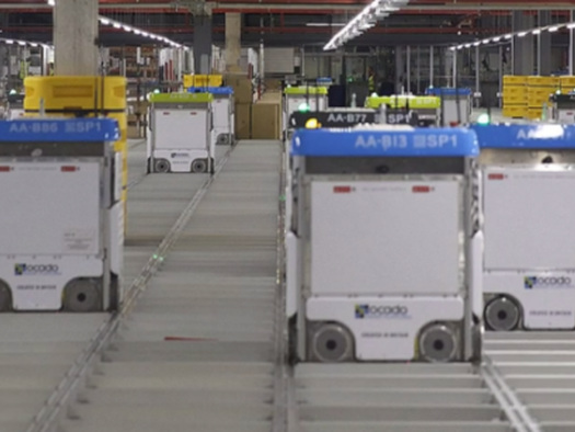 Kroger Opens Fully-Automated Ohio Fulfillment Center As Fears Mount Of Rising Technological Unemployment