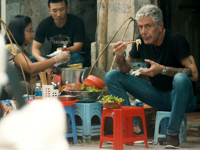 The Anthony Bourdain doc 'Roadrunner' doesn't offer a eulogy—or easy answers