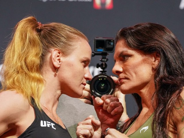 UFC 266: Valentina Shevchenko vs. Lauren Murphy live results, discussion, play by play