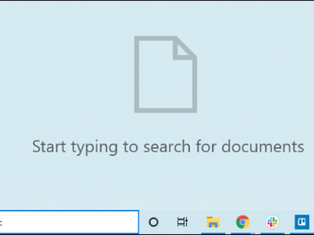 How to Search All Your PC's Files in Windows 10's Start Menu