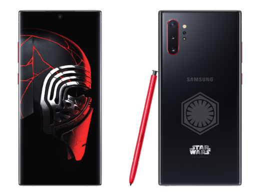 Samsung announces Galaxy Note10+ Star Wars Edition with Galaxy Buds and a red S Pen (Update: Pre-order)