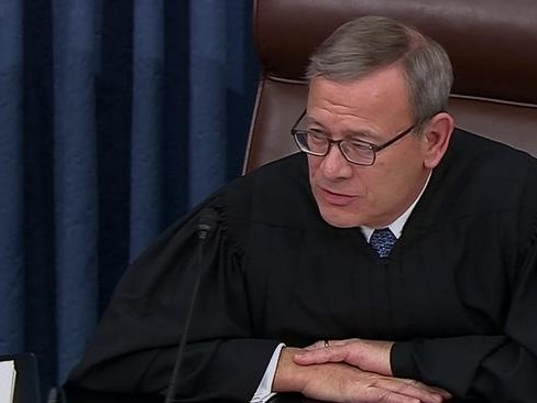 'Remember Where You Are': Chief Justice Roberts Admonishes Both Sides After Impeachment Arguments Get Personal