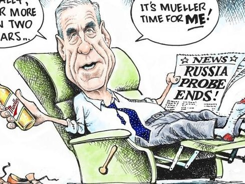 Craig Murray: The Real Muellergate Scandal