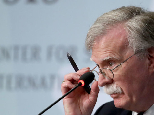 Former Trump NSA John Bolton teases a 'backstory,' claims the White House 'suppressed' his Twitter account: 'Out of fear of what I may say?'