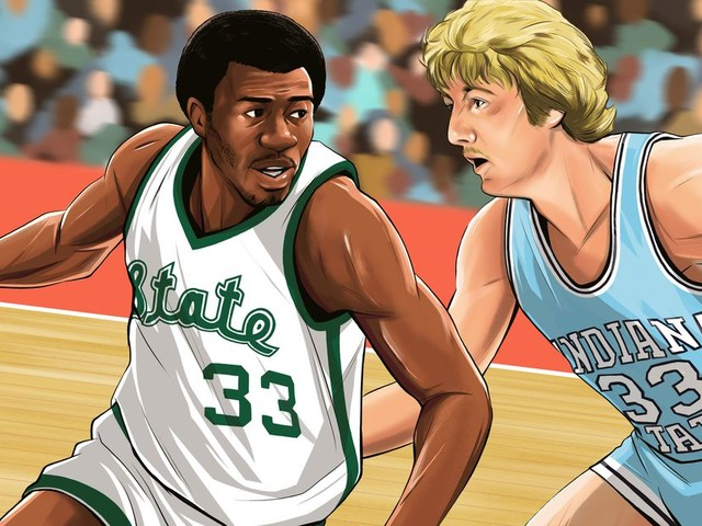 The Legacy of Magic Johnson and Larry Bird's NCAA Championship Showdown, 40 Years Later