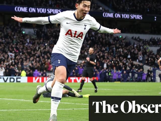 Son Heung-min's wonder-goal steals show in Spurs' 5-0 thrashing of Burnley