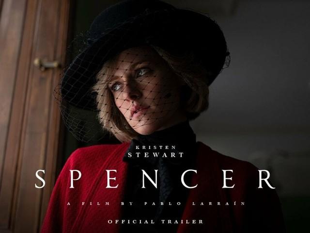 Full 'Spencer' trailer reveals more world-shattering Kristen Stewart perfection