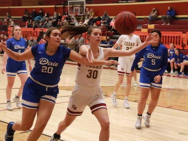 Region 9 girls basketball: Pine View, Desert Hills, Hurricane, Cedar win
