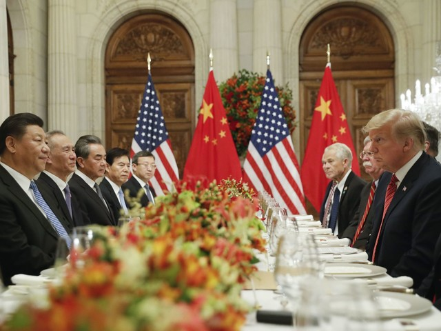 China to endorse new technology law in bid to defuse Trump trade war