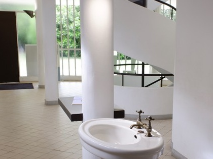 Touring the toilets of Le Corbusier