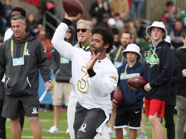 The NFL Pro Bowl Skills Showdown Remains Elite Entertainment