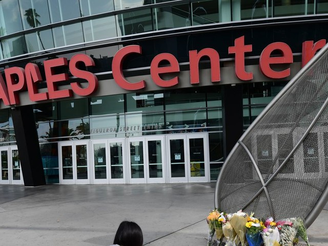 Lakers vs. Clippers game postponed in Los Angeles following Kobe Bryant's death