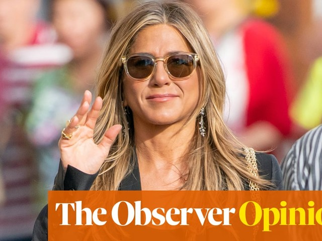 Jennifer Aniston: The One Where She Breaks the Internet | Rebecca Nicholson