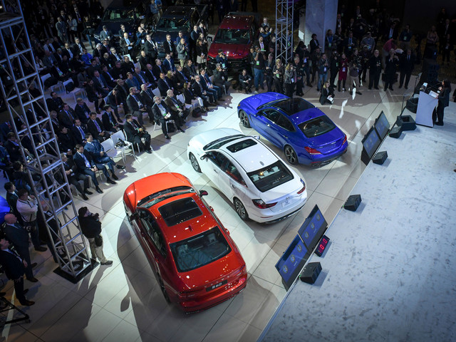 This Just In: Detroit's 2020 Auto Show Canceled