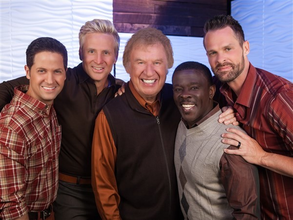 Religious Offerings: Gaither Vocal Band performs at Huntington Center