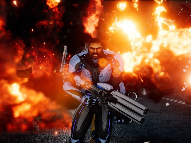 Crackdown 3 is like the original, but layered with big, fun, chaotic ideas