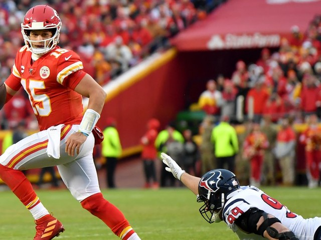 Look out, Patrick Mahomes has resumed his MVP form