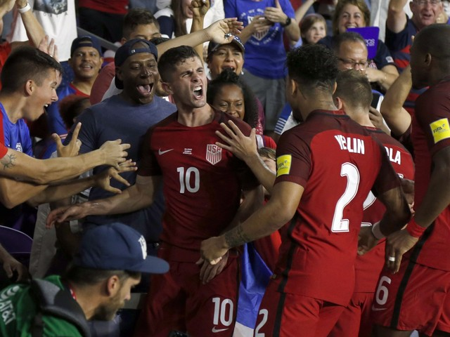 Christian Pulisic keeps living up to the hype