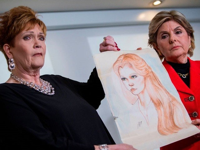 Gloria Allred Presser: Beverly Young Nelson Says Roy Moore Sexually Assaulted Her at Age 16