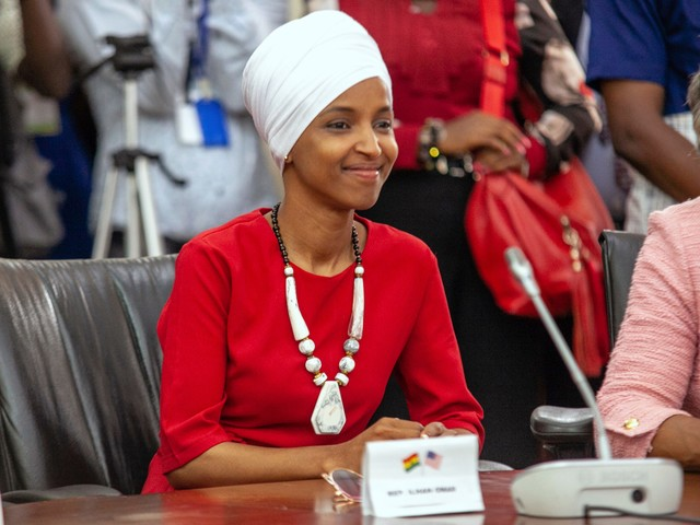 Ilhan Omar trolls Trump with tweet about Africa visit, weeks after 'send her back' chant
