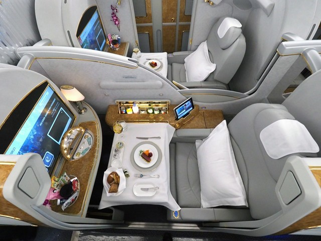 The Best Route to Redeem for Emirates First Class Awards