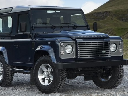 Of Course The Next Land Rover Defender Will Be Electrified