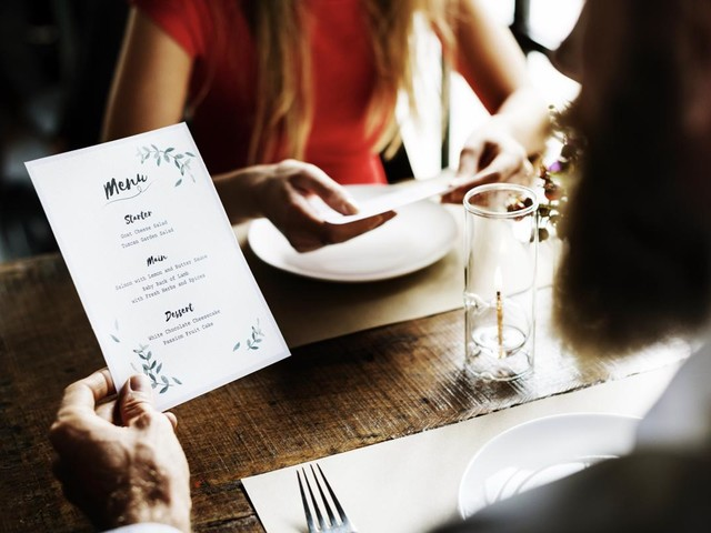 How to Build Complementary Menus and Minimize Waste