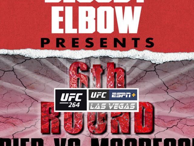 UFC 264: 'Poirier vs McGregor 3' | 6th Round Post-Fight Show