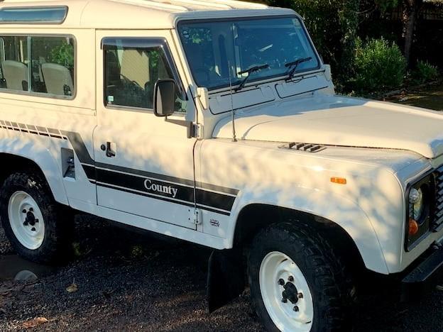 1987 Land-Rover 90