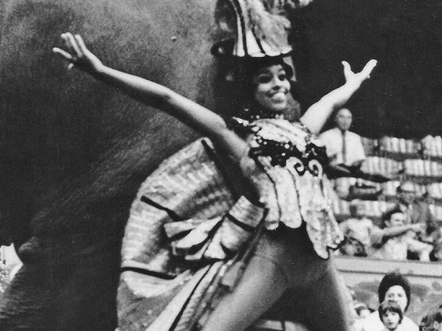 Alice Clark Brown, Black Star in a White Circus, Dies at 68