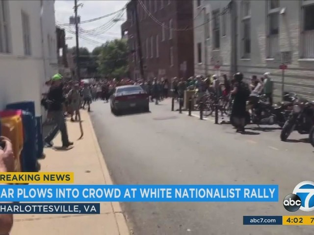 At least 3 people killed in White nationalist clashes in Virginia, authorities say