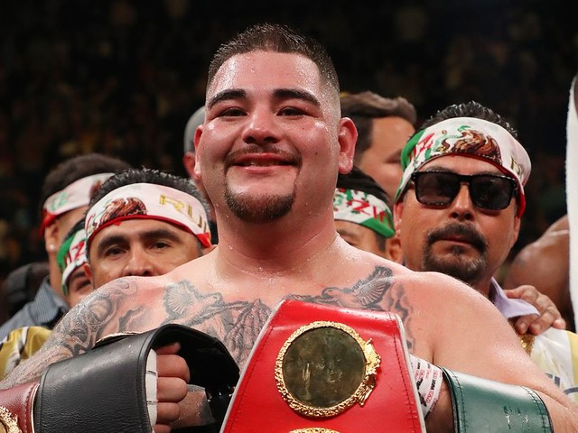Your New King Is Here: Andy Ruiz Jr. Upset Anthony Joshua to Become Heavyweight Champ