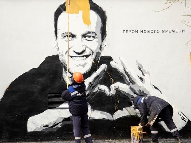 Russian authorities block dozens of websites linked to Alexei Navalny