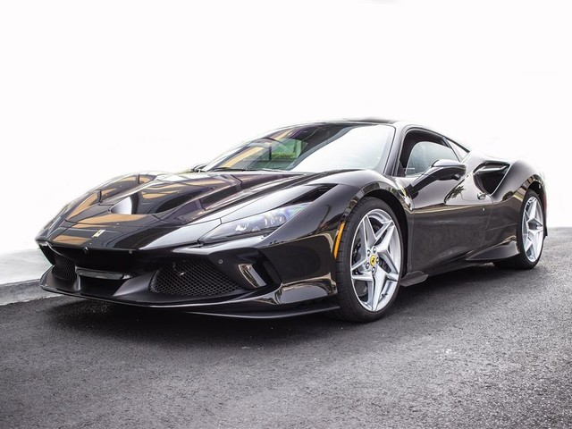 "2021 Ferrari F8--Tributo ""PRICED IN CANADIAN DOLLARS"""