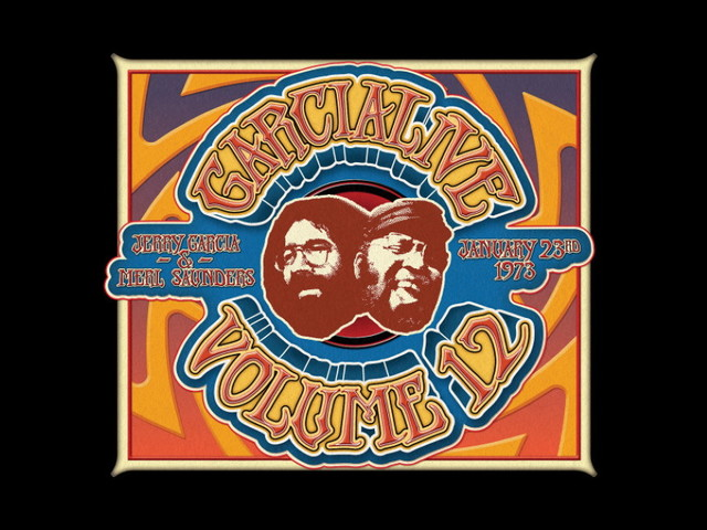 'GarciaLive Volume 12' Features Jerry Garcia & Merl Saunders 1973 Show