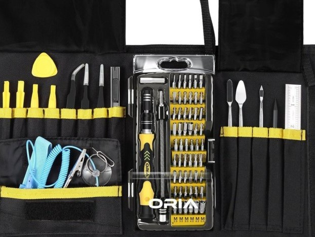 Get 63% off This 76-in-1 Precision Tool Set For Smartphones, Laptops and Electronics - Deal Alert