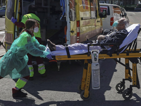 France, Spain Report Most New COVID-19 Cases Since Springtime 'Peak': Live Updates