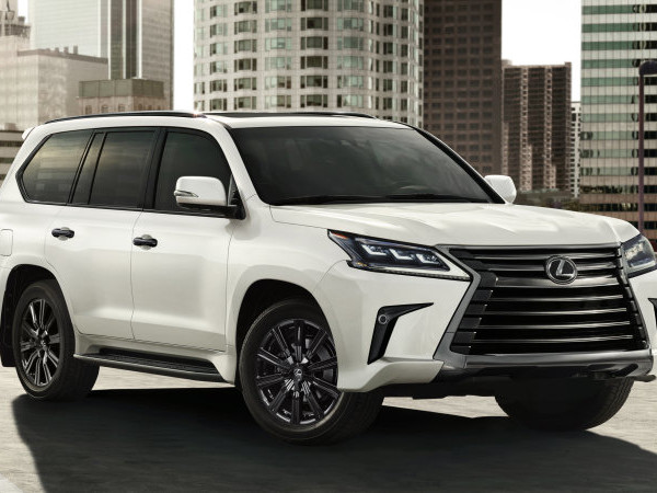 The 300-series Lexus LX will have V8, greater differentiation from Land Cruiser