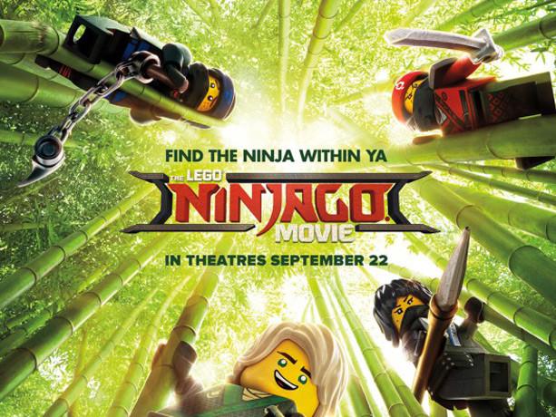 $9.99 (Reg $20) The LEGO Ninjago Movie HD Digital Download
